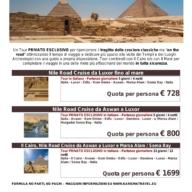 Crociere sul Nilo & Cairo
