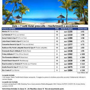 Mauritius 2021