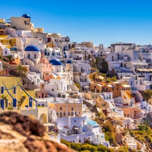 Athens & Santorini Guided Tours