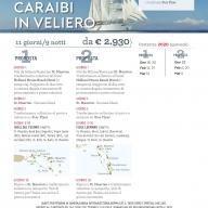 Caraibi in Veliero