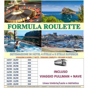 Ischia Roulette - Bus Incluso
