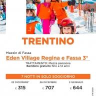 Settimana Bianca in Trentino