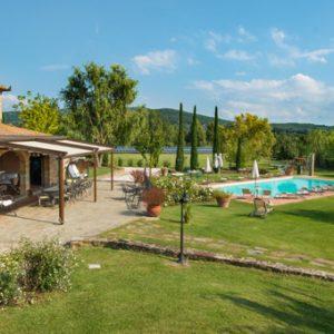 Capodanno in Villa in Toscana - 20 Posti