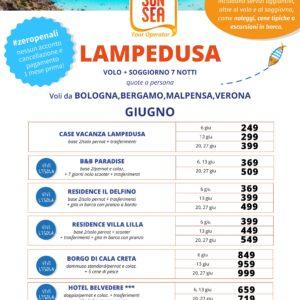 Lampedusa - Estate 2021