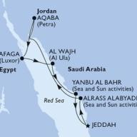 Arabia Saudita e Mar Rosso – Inverno 2021