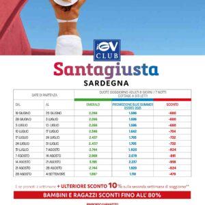 Sardegna - Villaggio Santagiusta  Prenota Prima 2021