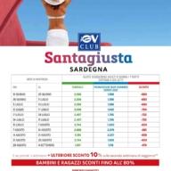 Sardegna – Villaggio Santagiusta  Prenota Prima 2021