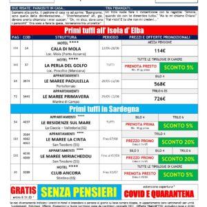 Speciale Maggio: Elba & Sardegna