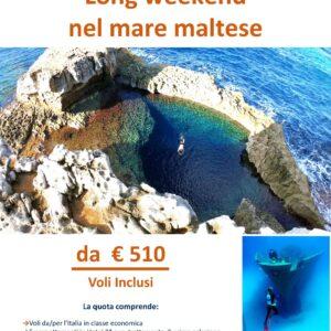 Malta Subacquea - Settembre