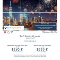 New York  – Capodanno 2021