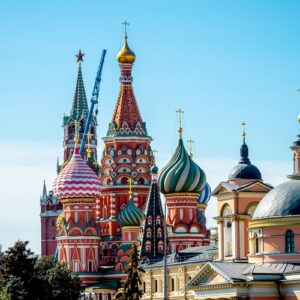 Mosca & San Pietroburgo
