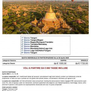 Birmania da Scoprire
