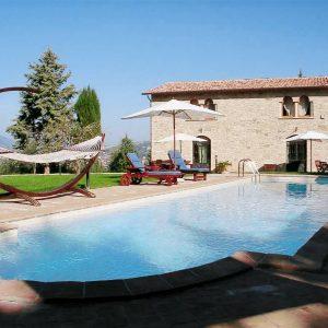 Villa Casolare 14/16 Persone - Perugia