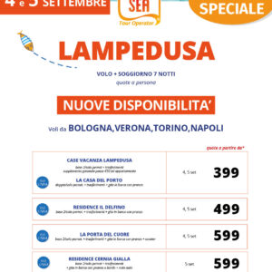 Lampedusa - Last Settembre