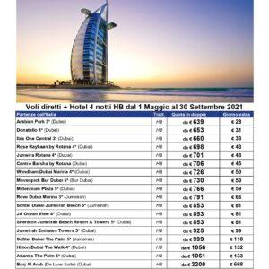 Dubai - promo 2021