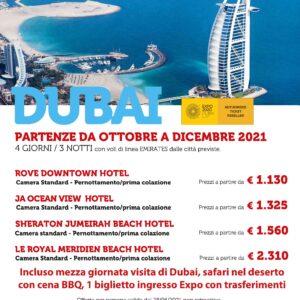 Dubai - soggiorni Expo 2021