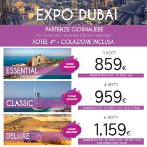 Dubai - Speciale Expo