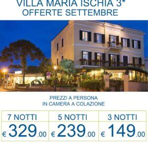 Ischia - Settembre hotel 3*